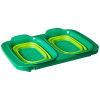 Squish Double Over the Sink Colander by Squish
