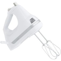 Kitchenaid Khm5apwh 5-speed Ultra Power Hand Mixer, White by KitchenAid