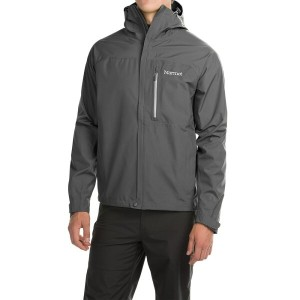 マーモット Marmot メンズ アウター レインコート【Optima Gore-Tex PacLite Jacket - Waterproof 】Cinder
