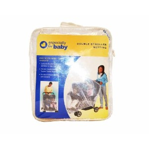 Especially for Baby Double Stroller Netting by Especially for Baby