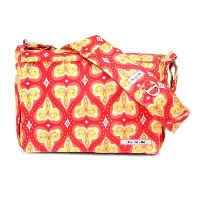 Ju-Ju-Be Be All Diaper Bag, Coral Kiss by Ju-Ju-Be