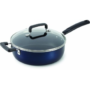t-fal c1573364Signature Nonstick Expert内部thermo-spot熱Indicato