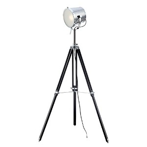 Lite Source Floor Lamps Ls-82337 Trey Floor Lamp, Chrome by Lite Source