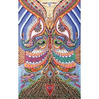 Sunshine Joy 3D Yes Yes Yes No No No Tapestry - Artwork By Chris Dyer Hanging Wall Art - Beach Wrap...
