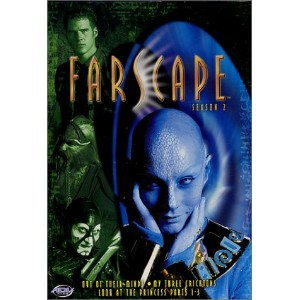 Farscape Season 2: Vol. 2.3 [DVD] [Import]