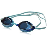 [並行輸入品]Speedo Women's Vanquisher 2.0 Mirrored Goggles,Aqua