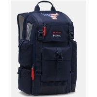 UA x Project Rock Freedom Regiment Backpack Midnight Navy/Midnight Navy バックパック リュックサック アンダーアーマー ...