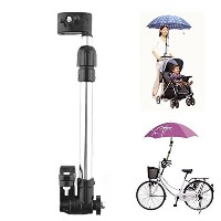 Eximtrade Baby Pram Stroller Bike Umbrella Holder Mount Stand Accessories