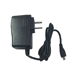 GLOTRENDS ACアダプタ 5V/2A Android タブレット PC 電源アダプター Power Adapter for 25R ブラック