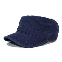 (オットー) OTTO 【PIECE GARMENT MILITARY CAP/NAVY】 [並行輸入品]