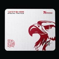 THERMALTAKE Tt eSPORTS White-Ra Limited Edition Gaming Mousepad (White) 日本正規代理店品 MS186 EMP0007SMS