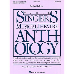 The Singers Musical Theatre Anthology: Volume Two (Soprano). Partitions pour Soprano, Accompagnement...