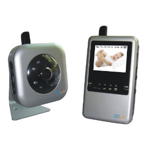 Zopid Digital High Quality Audio Video Baby Security Monitoring System by ZOpid
