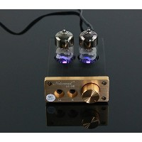 【TYSJ】Nobsound? 6J9 Vacuum Tube Integrated Amplifier Mini Audio HiFi ヘッドフォンアンプ ステレオ HIFI オーディオ...