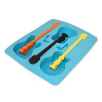 Ice Cube Tray Blue Guitars