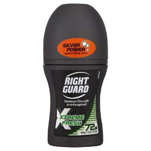 Right Guard Xtreme Fresh 72H Aerosol Anti-Perspirant Deodorant Roll-On 50ml by Right Guard