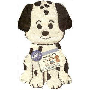 Wilton Dalmation Pup Puppy Dog Cake Pan (2105-9334, 1993) by Wilton