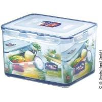 Lock & Lock, No BPA, Water Air Tight Lid, Food Container with Tray, 9-liter, 304-oz, HPL838 by...