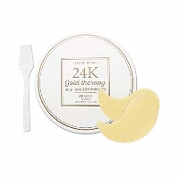 (3 Pack) ETUDE HOUSE 24K Gold Therapy Collagen Eye Patch, 60 Sheets (並行輸入品)
