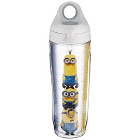 Tervis 1186997 Minions Stack Tumbler Water Bottle, 24 oz, Clear by Tervis