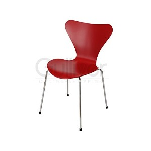 FritzHansen フリッツ ハンセン(Fritz Hansen) Lacquered ラッカー塗り Series 7 - laminated Chair stackable standard...
