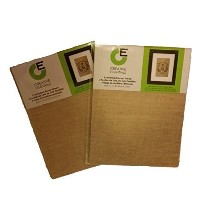 Creative Essentials Printable Laminated Burlap Sheets- 8 1/2 X 11 - (Two Packs of 3 Each) by...