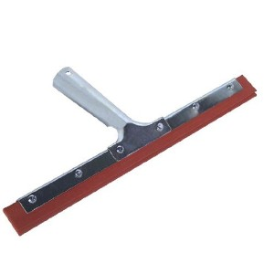 Haviland H-14 EPDM Rubber 2 Ply Window Squeegee, 14 Length, Red