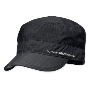 OUTDOOR RESEARCH(アウトドアリサーチ) Radar Pocket Cap BlackCheck Lサイズ