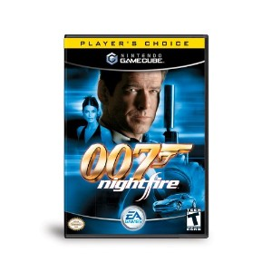 James Bond 007: Nightfire / Game