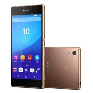 au SONY XPERIA Z4 SOV31 copper