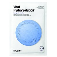 Dr.Jart+ Dermask Vital Hydra Solution Deep Hydration Sheet Mask (25g × 5ea)/ドクタージャルト ダーマスク バイタル...
