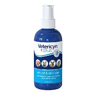 Vetericyn Wound & Skin 8z All Animal Skin Types Non Irritating Safe Non Toxic