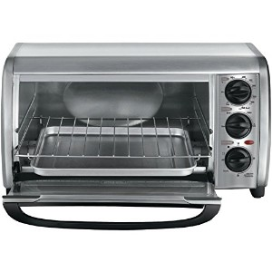 Black & Decker Black & Decker TO1491S-2 4-Slice Toaster Oven by BLACK+DECKER