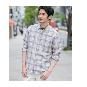 Sonny Label FAHERTY BRAND SEA VIEW SHIRTS【アーバンリサーチ/URBAN RESEARCH シャツ・ブラウス】