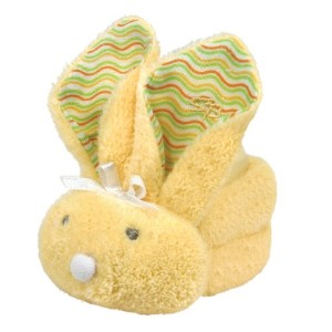 Stephan Baby Boo Bunnie Comfort Toy and Boo Cube, Yellow by Stephan Baby