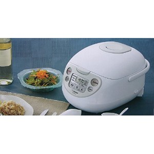 Zojirushi Micom Rice Cooker and Warmer, up to 5.5 Cups Uncooked by Zojirushi [並行輸入品]