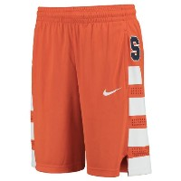 Syracuse Orange Nike Replica On-Court Performance Basketball Shorts メンズ Orange NCAA ナイキ バスパン カレッジ...