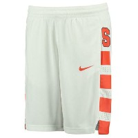 Syracuse Orange Nike Replica On-Court Performance Basketball Shorts メンズ White NCAA ナイキ バスパン カレッジ...