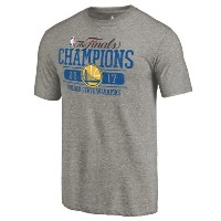 Golden State Warriors 2017 NBA Finals Champions Flex Tri-Blend T-Shirt メンズ Royal NBA Tシャツ ゴールデンステイト...