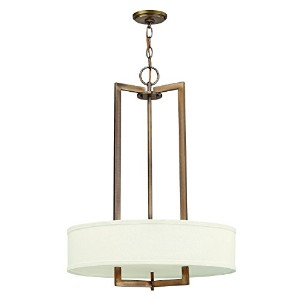 Hinkley 3203BR-LED Hampton Chandelier by Hinkley