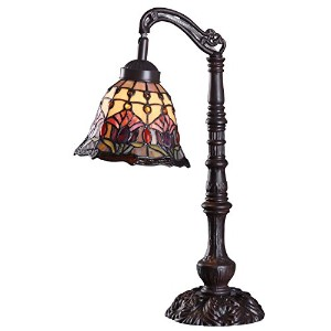 Kenroy Home 32373ABR Floret Table Lamp by Kenroy Home