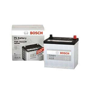 BOSCH (ボッシュ) 国産車用バッテリー PS Battery PSR-75D23R