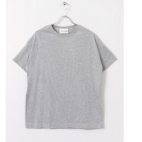 UR Vincent et Mireille S/S CREW NECK BIG T【アーバンリサーチ/URBAN RESEARCH メンズ Tシャツ・カットソー MD.GREY ルミネ...