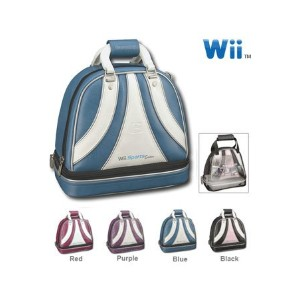 Wii Game Traveler Brunswick Travel Bag - Colors May Vary (輸入版)