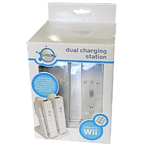 Wii Dual Induction Charging Station (輸入版)