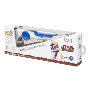Official Nintendo and Star Wars Wii Clone Trooper Blaster (輸入版)