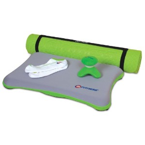 Wii 5-In-1 24 Hour Fitness Bundle - Green (輸入版)