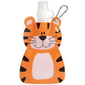 Stephen Joseph Little Squirt - Tiger - 10 oz by Stephen Joseph