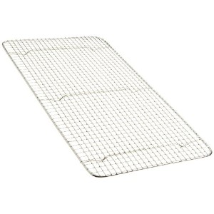 Kitchen Supply 10 x 18 Inch Cooling Rack With Icing Grate by Kitchen Supply