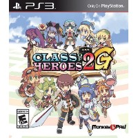 Class Of Heroes 2G - PS3 (輸入版)